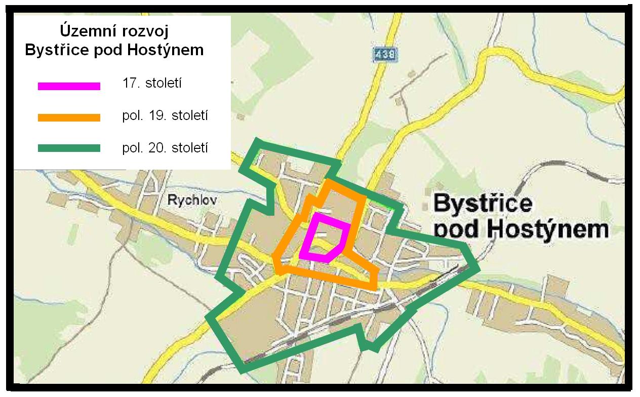Deset Rozdilu V Urbanistickem Vyvoji Holesova A Bystrice Pod